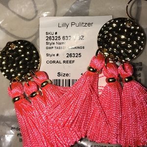 Lilly Pulitzer Earrings - NEW